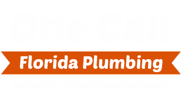 One Call Florida Plumbing Logo Stuart, FL